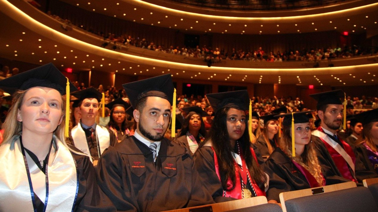 The School of Neuroscience Celebrates its Third Commencement