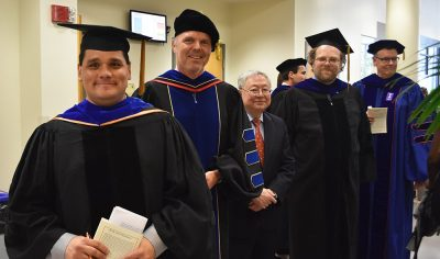 Faculty members  (first Graduation Neuroscience)