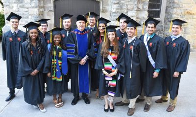 students first graduation Neuroscience