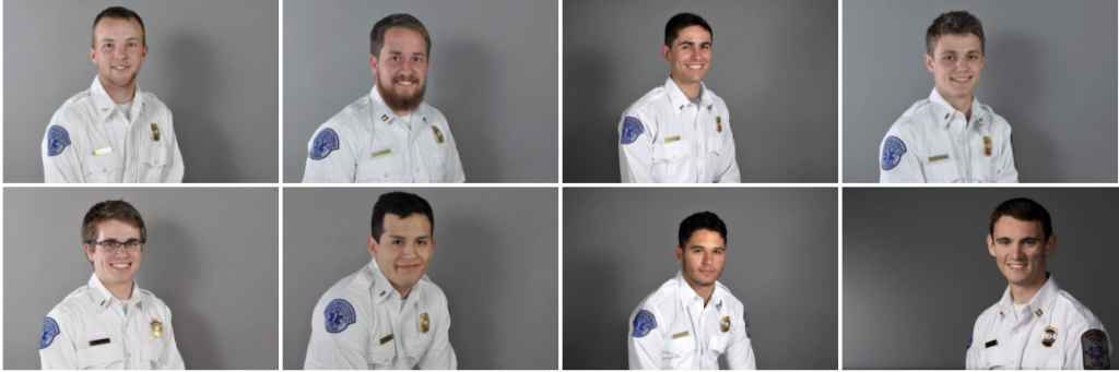 Nine students elected by peers to lead Virginia Tech Rescue Squad