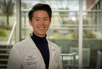 Christopher Liao, medical student